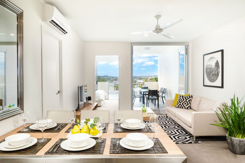 Apartment Rental Property in Brisbane, QLD - Great ...
