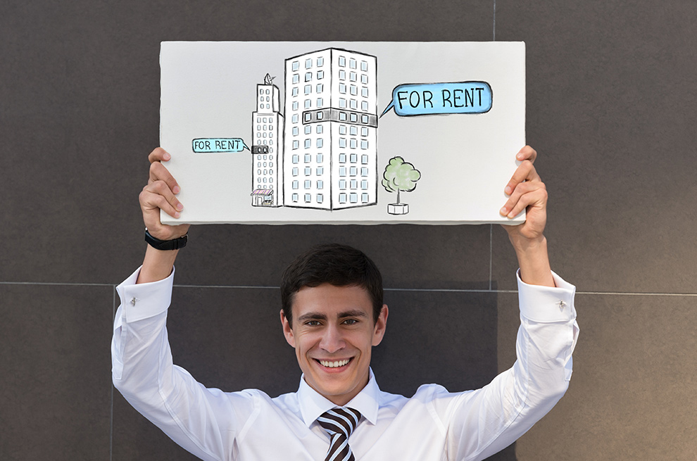 Filling rentals in a crowded market